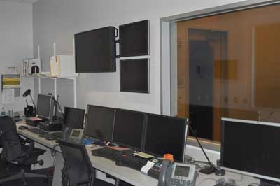 Operations Center Control Room