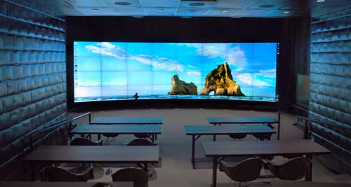 Advanced Training Room
