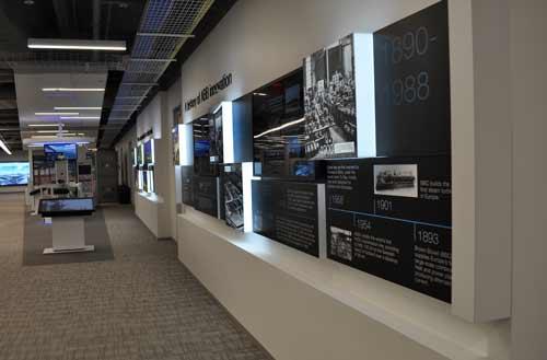 Digital Display Wall
