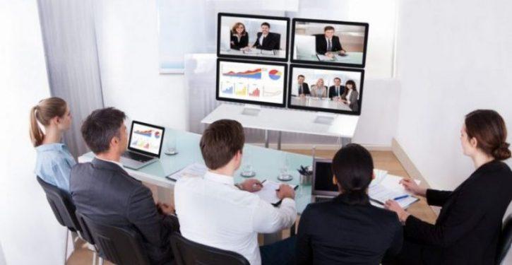 Multi Person Video Conferencing
