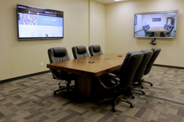 AV Integrated Conference Room