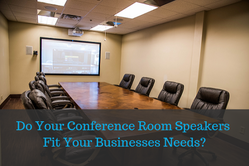 Conference Room Speakers