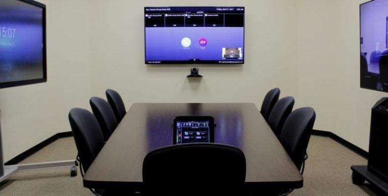 AV Integrated Conference Room