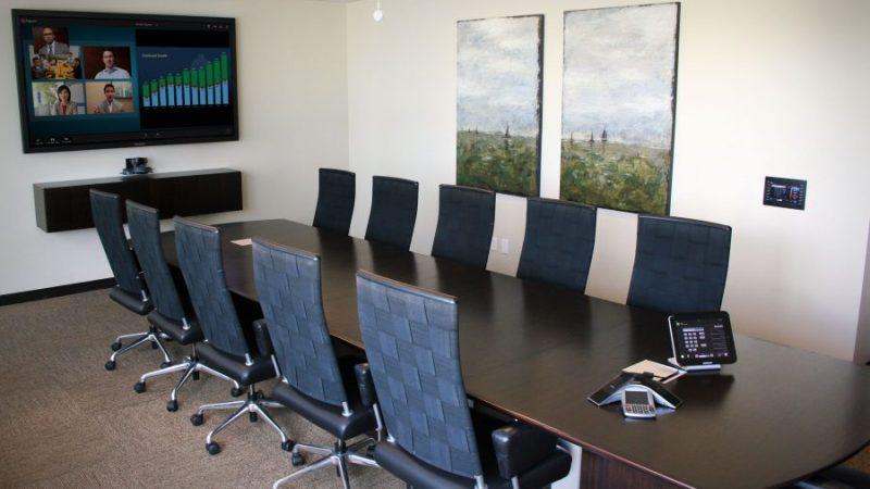 AV Integrated Boardroom